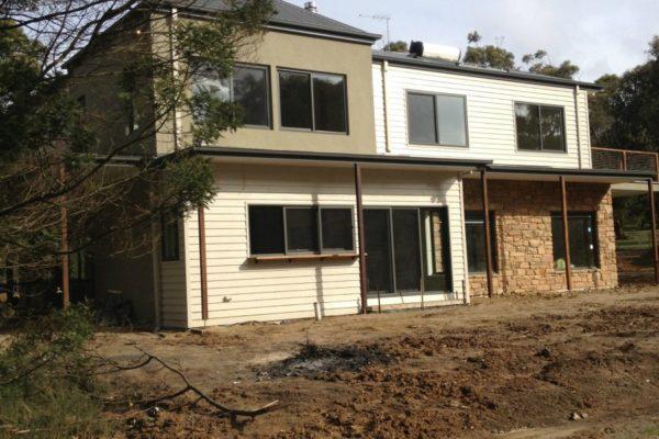 Dependable Building Macedon Home 1